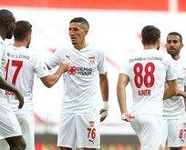 Sivasspor, Kayseri deplasmanında galip!