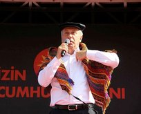 Muharrem İnce'nin seçim şarkısı çalıntı çıktı