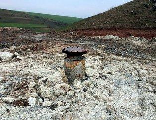 Siirt Özel İdare Müdürlüğü tarafından yapılan termal su arama çalışmaları sırasında petrol bulundu! (İşte Türkiye'nin petrol haritası)