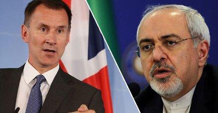 Son dakika: İngiltere ve İran'ın Dışişleri Bakanları görüştü