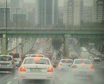 Meteorolojiden İstanbula pazar uyarısı!