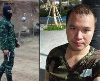 Tayland'da 21 kişiyi öldüren asker öldürüldü