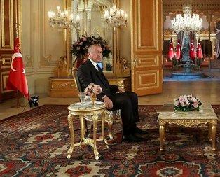 Başkan Erdoğan'dan Bay Kemal'e: Sadece işaret yapmakla ülkücü olunmaz