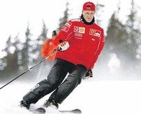Schumacher'den sevindiren haber