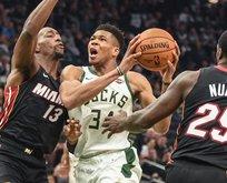 Bucks'ı mağlup eden Miami seride öne geçti