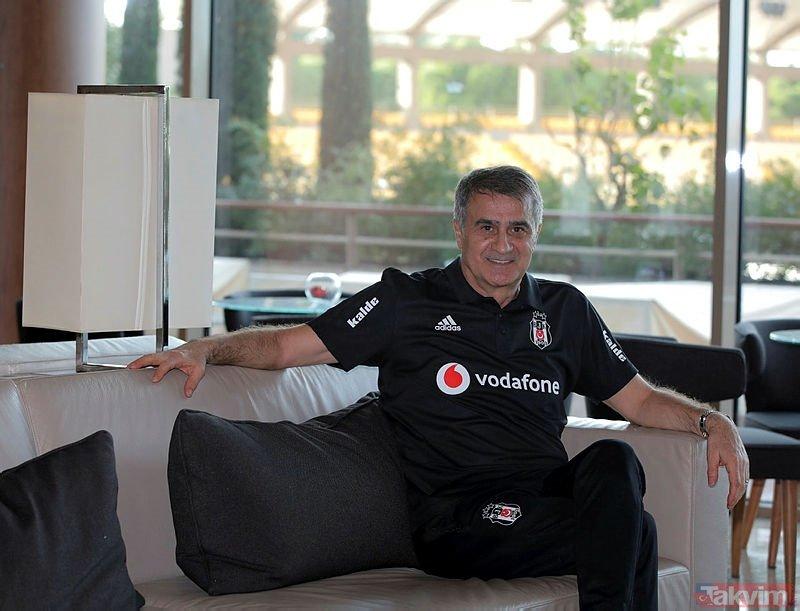 Beşiktaş'ın yeni hocası kim olacak? İşte Şenol Güneş'ten sonra adaylar...
