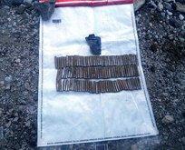 Bitlis'te terör operasyonu: 290 kilo ele geçirildi