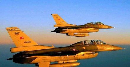 Son dakika: Irak kuzeyine hava harekatı! PKK'lı 3 terörist etkisiz hale getirildi