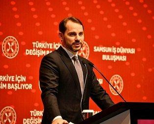 Albayrak şahsında yapılan saldırıların hedefi Türkiye!