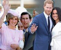 Prenses Diana hakkında şok gerçek! Prens Harry'nin babası kim?