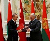 Cumhurbaşkanı Erdoğan: Hedef 1 milyar dolar