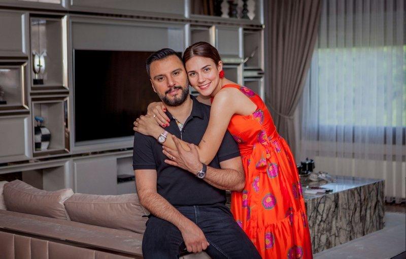 Alişanın eşi Buse Varol 5 haftalık hamile!