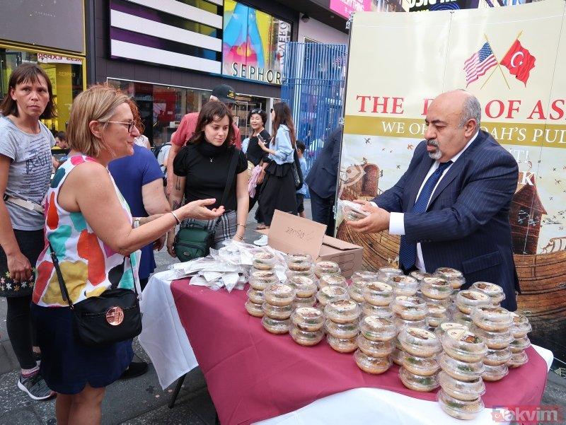 New York sokaklarında görüntülü Türkiye tanıtımı