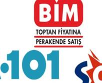 2020 BİM-A101 ve ŞOK -3.250 TL maaşla personel arıyor!