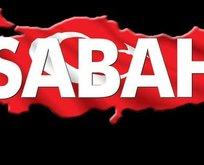 İki yüzlü Almanya'dan SABAH'a soruşturma