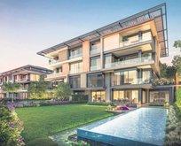 İstinye'de lüks evler 60 ay 0 faizle satılıyor