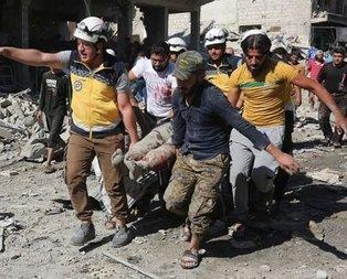 İdlib'de katliam sürüyor!