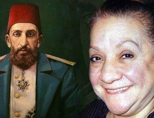 Yeşilçam'ın Hafize Ana'sı ve Osmanlı padişahı 2. Abdülhamid arasındaki ilginç bağ! Duyanları şaşırttı