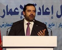 'Kayıp' Lübnan Başbakanı Twitter'dan duyurdu