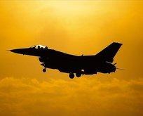 Irak'ın kuzeyindeki PKK hedeflerini vuruyoruz