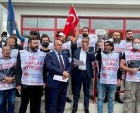 İzmir'de metro çalışanlarından grev kararı