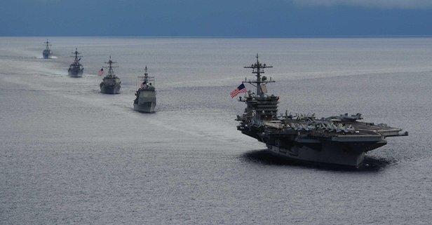 Rusyadan Akdenizdeki ABD gemilerine tehdit