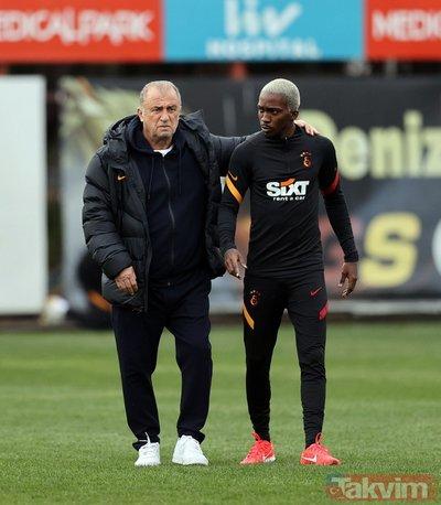 Galatasaray'ın Göztepe maçı muhtemel 11'i belli oldu! 41 yıldır berabere kalmıyorlar