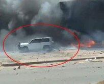 Bombalı araçla saldırı! BM görevlileri hayatını kaybetti