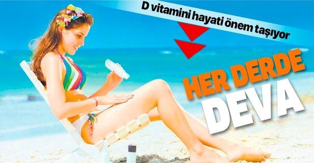 D vitamini her derde deva