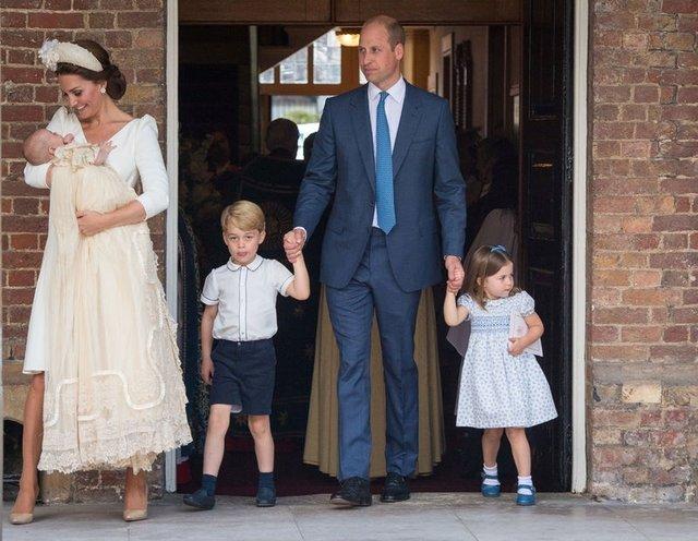 Tahtın varisi Prens George 5 yaşına girdi! İşte onu bekleyen Kraliyet kuralları!