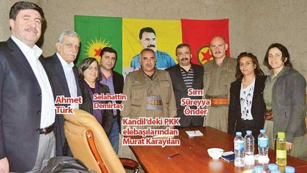 HDP ile ittifak yapan Kılıçdaroğlu, milletin gözünün içine baka ...