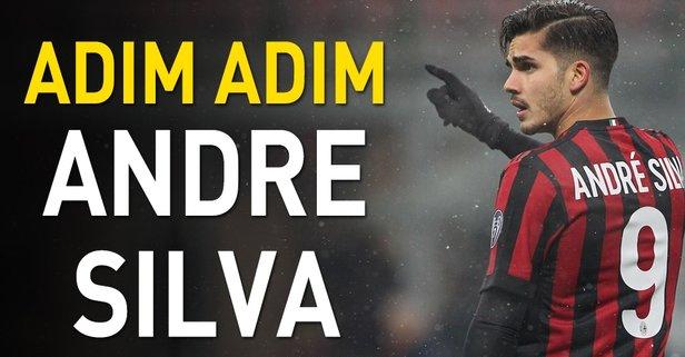 Adım adım Andre Silva