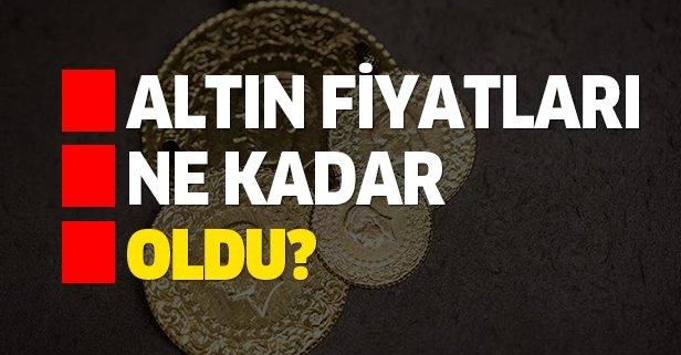 28 Mayıs anlık altın fiyatları ne kadar oldu?