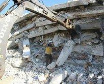 Suriye'de patlama! Çok sayıda ölü ve yaralı var