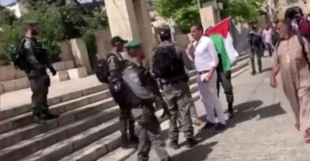 Milletvekili Tunahan Kuzu'ya İsrail'de gözaltı!
