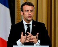 Macron'dan küstah sözler! Barış Pınarı Harekatı...