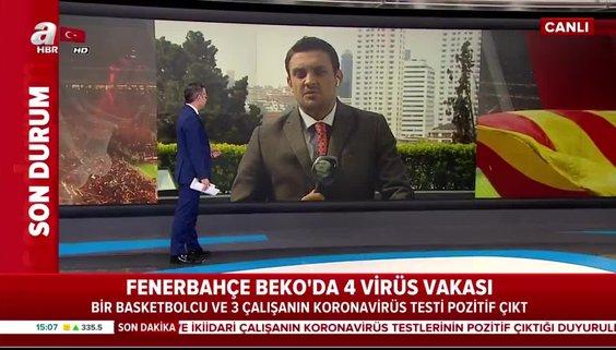 Fenerbahçe'den son dakika açıklaması: 4 kişide corona virüs tespit edildi