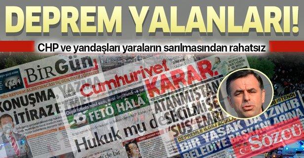 Deprem yalanlarına AK Partili isimden tepki!
