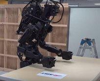 Bu robotun yaptıklarına inanamayacaksınız!