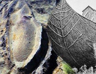 CIA 50 yıldır gizliyordu! Nuh'un Gemisi nerede? Ağrı Dağında mı?