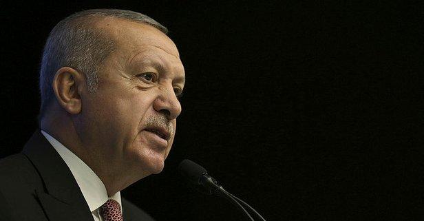 Başkan Erdoğan'dan Taşçıoğlu'nun ailesine taziye