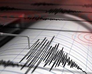 Denizli'de 4.3 şiddetinde deprem