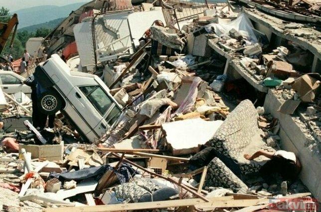 Hükümetin deprem bölgesine ancak 3 gün sonra geldiği 17 Ağustos'un üzerinden 22 yıl geçti