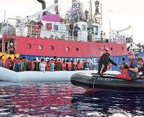 İtalya, Alman gemilerini tehdit etti: El koyarız