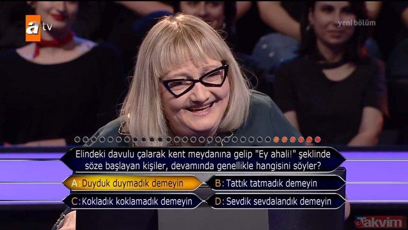 Kim Milyoner Olmak Ä°ster´de genç yarışmacı 1 milyonluk soruya ulaştı! Milyoner 834. bölüm soru ve cevapları...