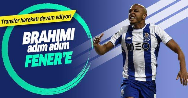 Fener'e gel Brahimi