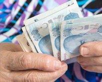 Emeklinin zammı % 10'u aşacak