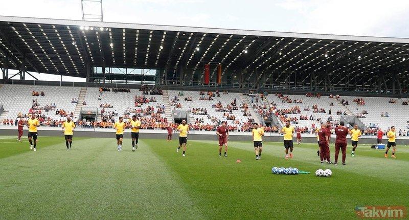 Maç sonucu: RB Leipzig 3-2 Galatasaray