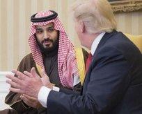 ABD ve Suudi Arabistan arasında kritik görüşme