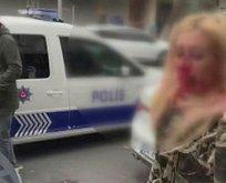 Gaziosmanpaşa'da dehşet: Kanlar içinde bıraktı